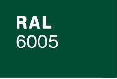 RAL 6005 ZELENA woodgrain linijski