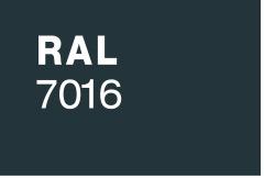 RAL7016 RAL 7016 antracitwoodgrain linijski