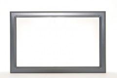 PLAST 532 x 344 z antracit RAL 7016 okvirjem (+41,10 €)